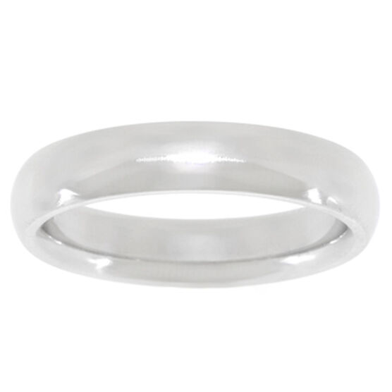 4mm Comfort Fit Band 14K, Size 6