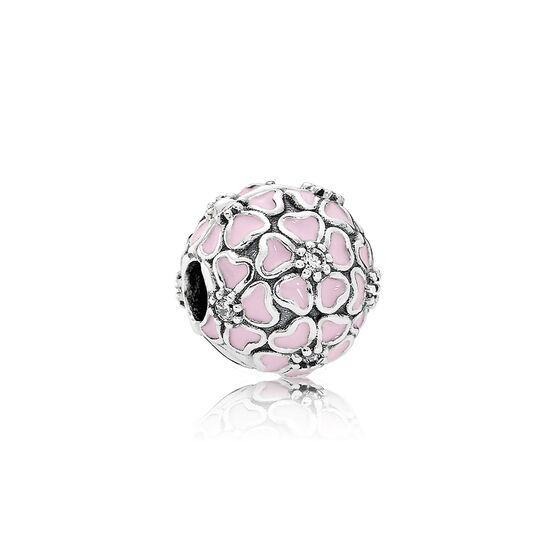 PANDORA Pink Cherry Blossom Clip