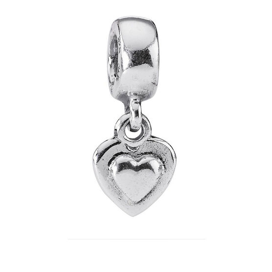 PANDORA Heart Charm RETIRED