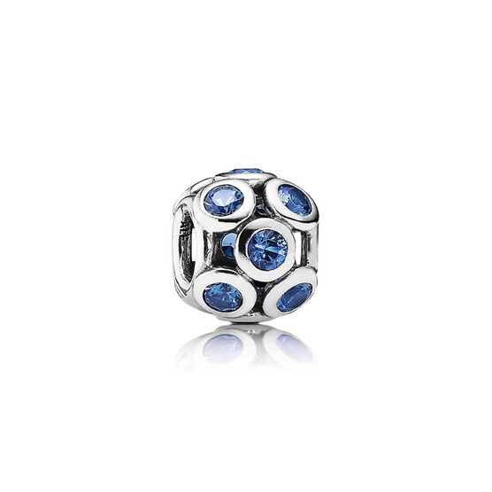 PANDORA Whimsical Lights Blue Charm