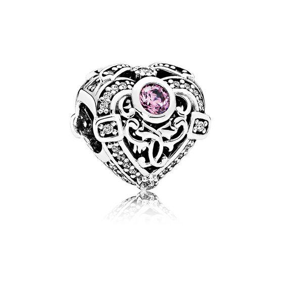 Pandora Opulent Heart Cz Charm 791964czo Ben Bridge