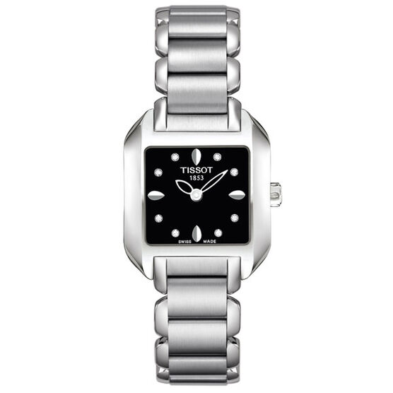 Tissot T-Wave Diamond Watch
