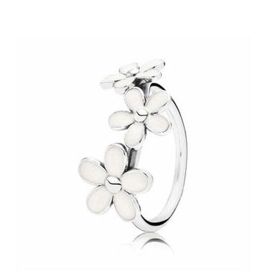 PANDORA Darling Daisies Enamel Ring