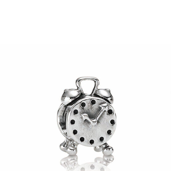 PANDORA Clock Charm RETIRED