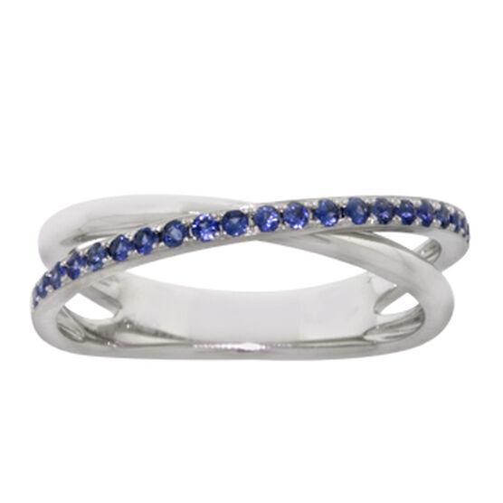 Sapphire Ring 14K