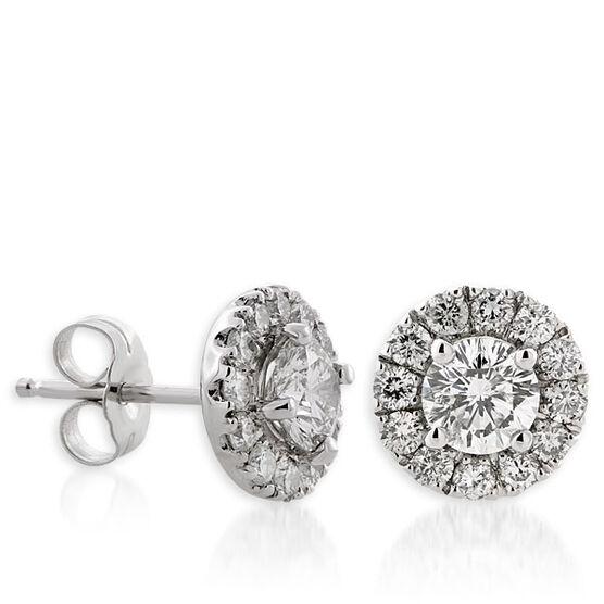 Ben Bridge Signature Diamond™ Earrings in 14K