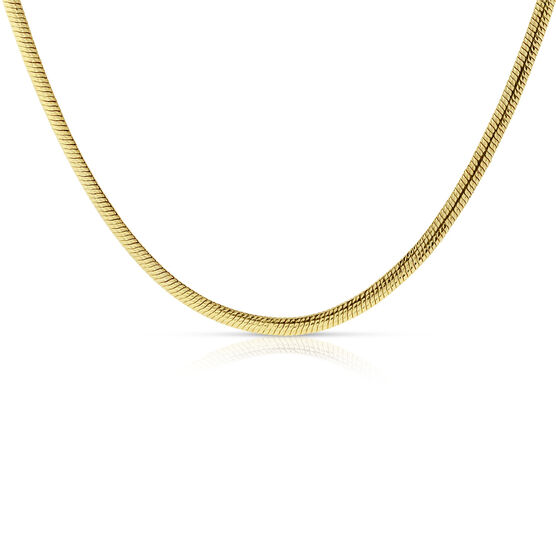 Toscano Necklace 14K