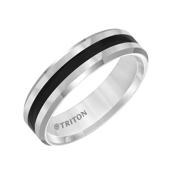 TRITON Band in Tungsten