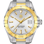 TAG Heuer Aquaracer Two-Tone Watch, 27mm