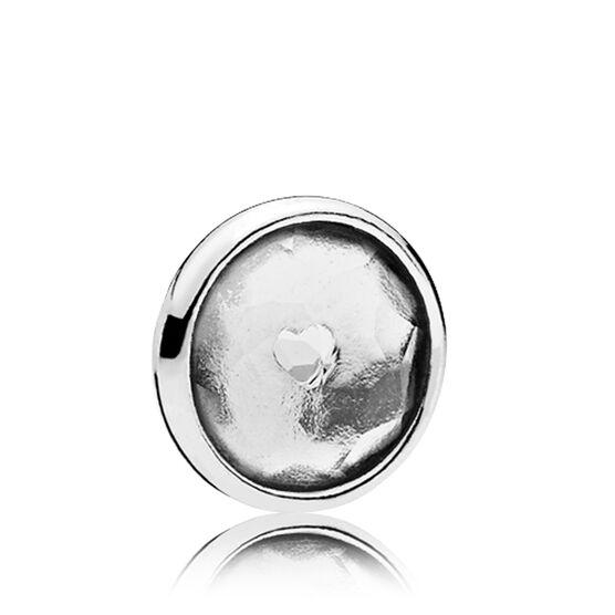 PANDORA Petite Element April Droplet Charm