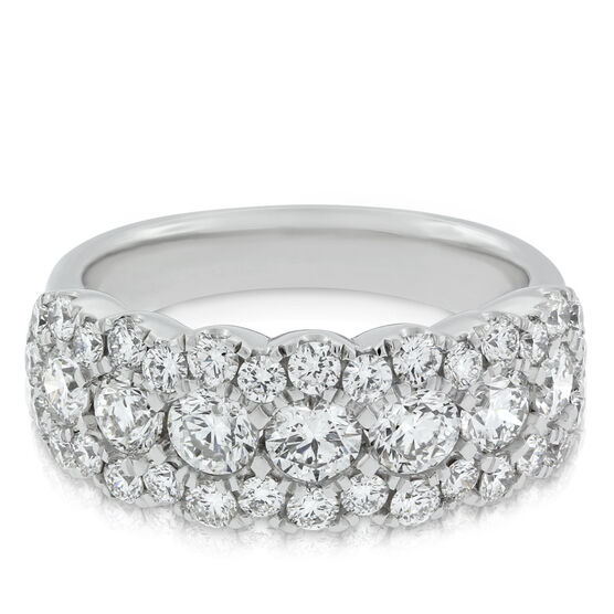 Brilliant Diamond Band 14K