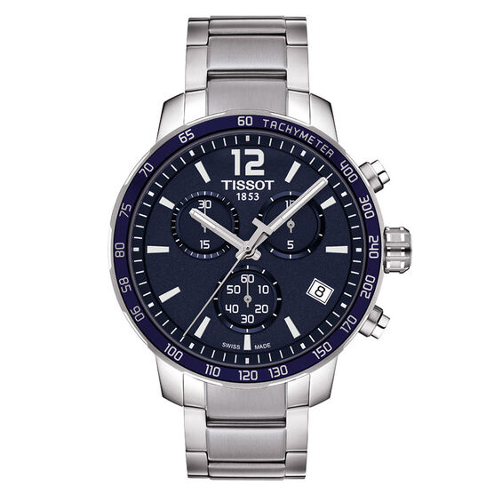 Tissot Quickster Chronograph Watch