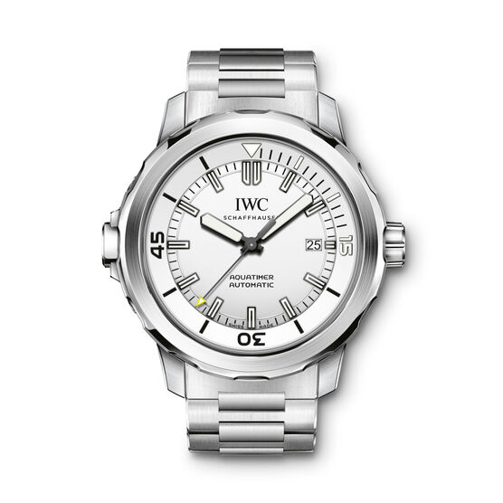 IWC Aquatimer Automatic Watch