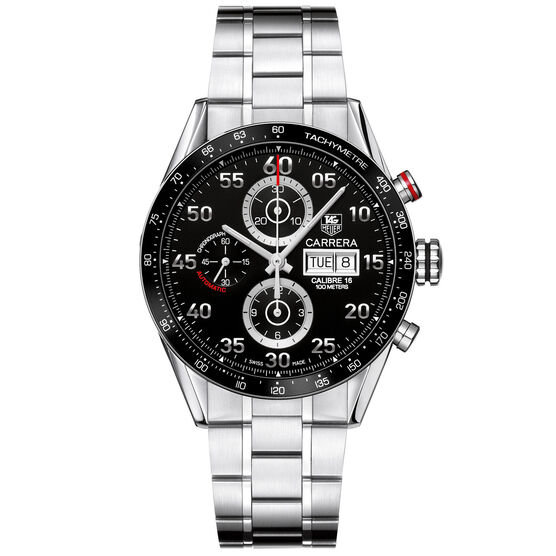 TAG Heuer Carrera Calibre 16 Automatic Chronograph, 43mm