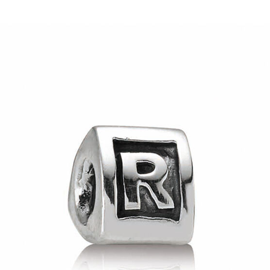 PANDORA Alphabet 'R' Charm RETIRED