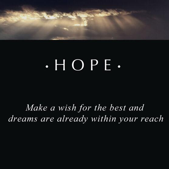 PANDORA ESSENCE Hope Charm