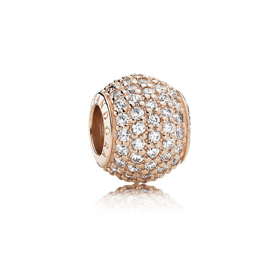 PANDORA Rose™ Pavé Lights Charm