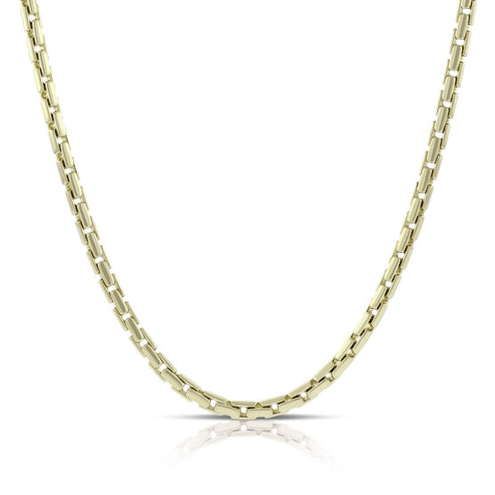 Toscano Cardano Link Necklace 14K