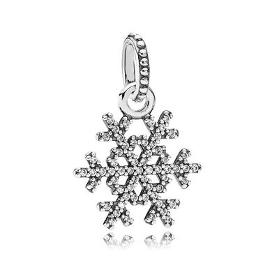 PANDORA Winter Kiss Pendant