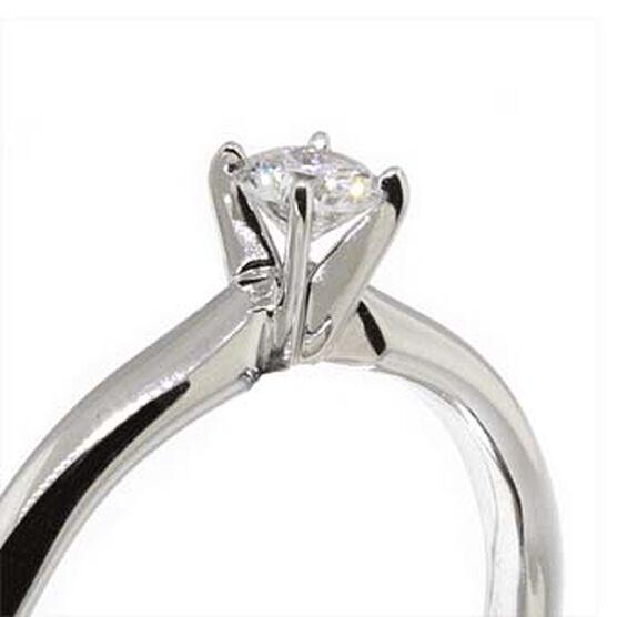 Ikuma Canadian Diamond Ring 14K, 1/5 ct.