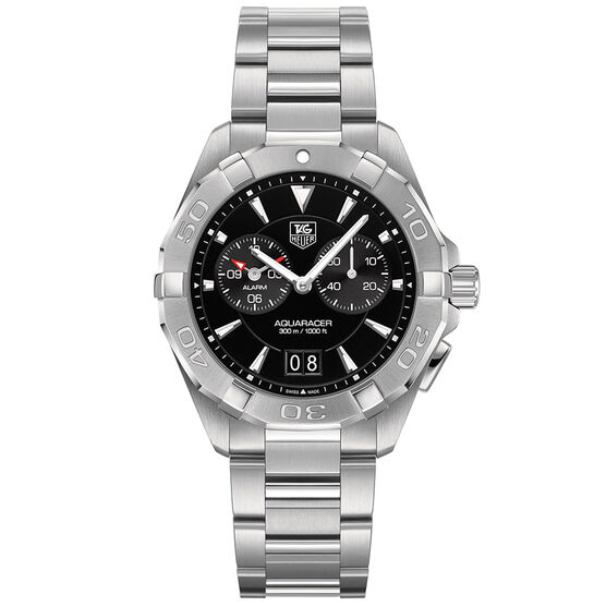 TAG Heuer Aquaracer Alarm Watch, 40.5mm