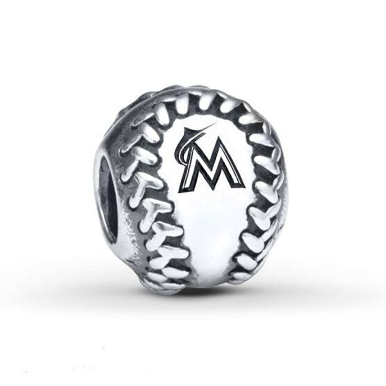 PANDORA Miami Marlins MLB Charm