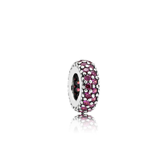 PANDORA Inspiration Within Red Spacer