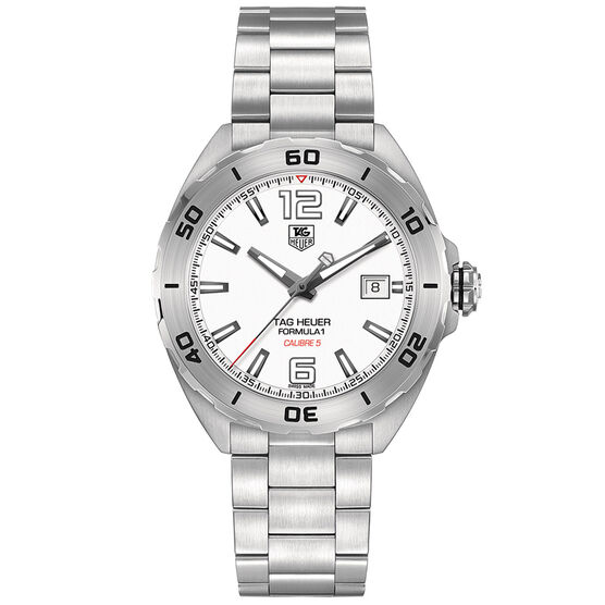 TAG Heuer Formula 1 Calibre 5 Automatic Watch, 41mm