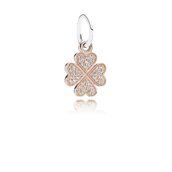 PANDORA Symbol of Lucky in Love Charm 14K