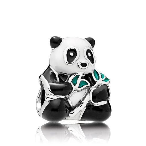 PANDORA Enamel Sweet Panda Charm