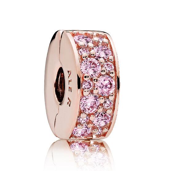 PANDORA Rose™ Shining Elegance CZ Clip