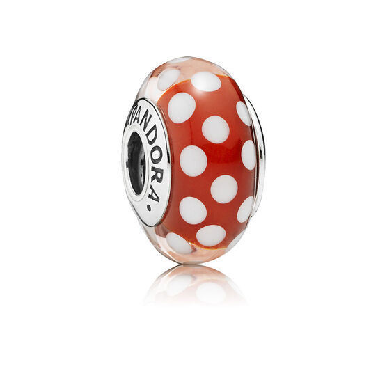 PANDORA Disney Minnie's Signature Look Charm