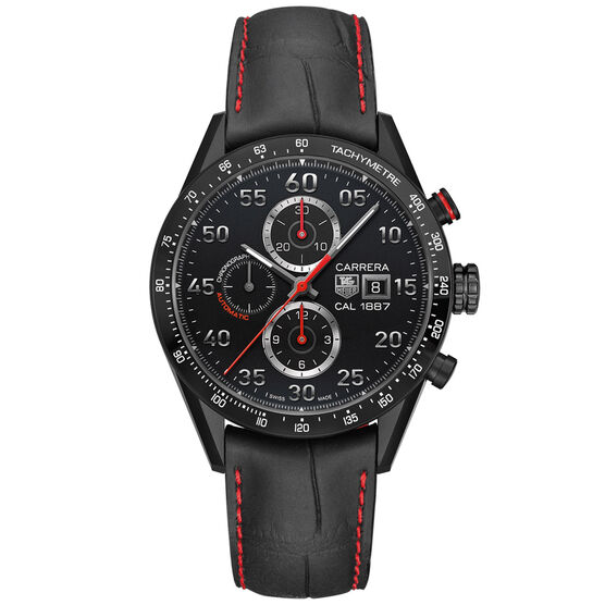TAG Heuer Carrera Calibre 1887 Racing Chronograph, 43mm