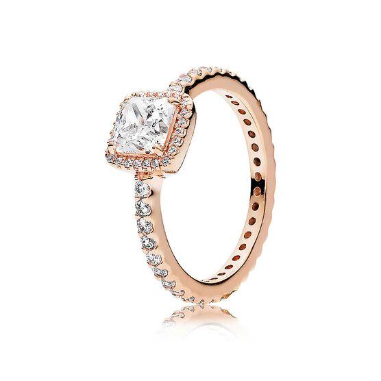PANDORA Rose™ Timeless Elegance CZ Ring