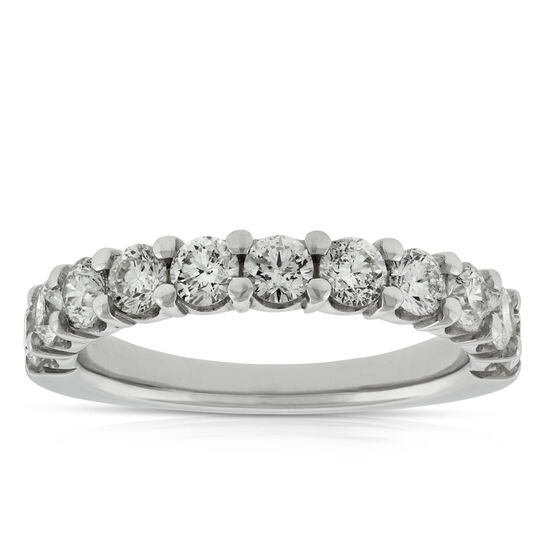 Diamond Band, 1 & 1/4 ctw. 14K