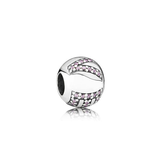 PANDORA Surrounded by Love CZ Charm