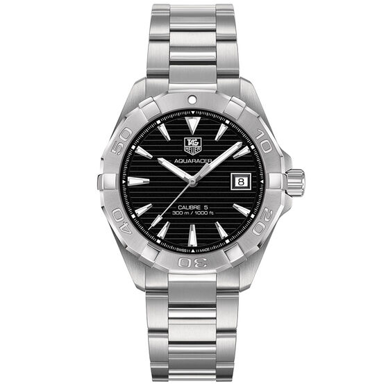 TAG Heuer Aquaracer Calibre 5 Automatic Watch, 40.5mm