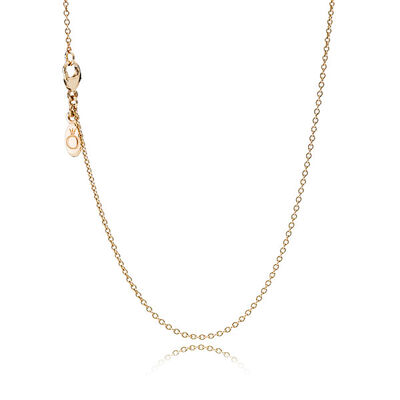 PANDORA Necklace Chain 14K, 45cm / 17.7""
