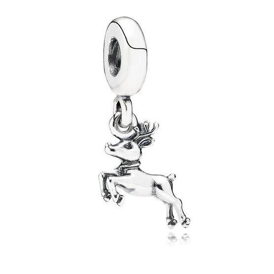 PANDORA Reindeer Dangle Charm