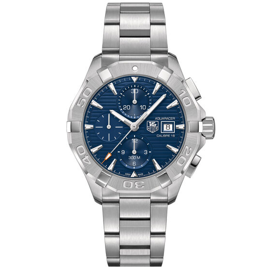 TAG Heuer Aquaracer Calibre 16 Automatic Chronograph, 43mm