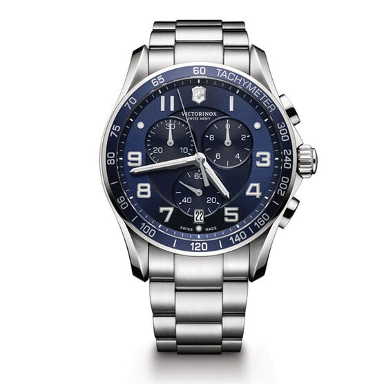 Victorinox Swiss Army Chrono Classic XLS Watch 241652