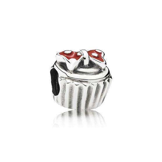 PANDORA Disney Minnie Bow Cupcake Charm