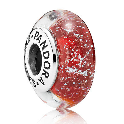 PANDORA Disney Snow White's Signature Color Charm