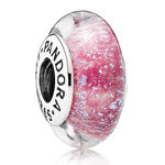 PANDORA Disney Anna's Signature Color Charm