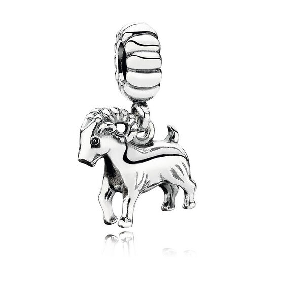 PANDORA Ram Dangle Charm