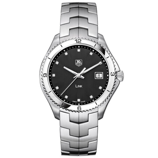 TAG Heuer Link Quartz Diamond Watch