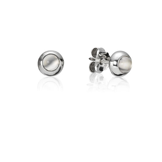 PANDORA Cabochon Stud Earrings RETIRED