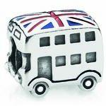 PANDORA London Bus Charm