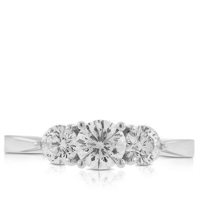 Ben Bridge Signature Diamond™ Ring in 14K
