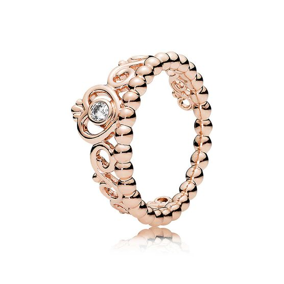 PANDORA Rose™  My Princess Tiara  CZ Ring